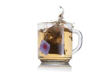 Raspberry Tea Mix