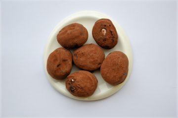 Razzberry Truffles