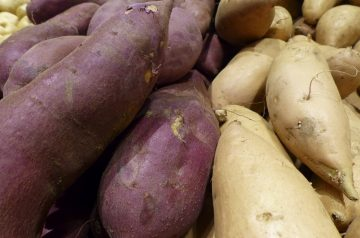 Candied Sweet Potatoes (Yams)