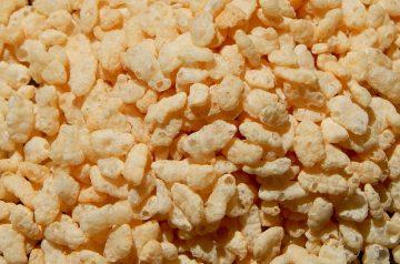 Whole Foods Orange Cashew Rice