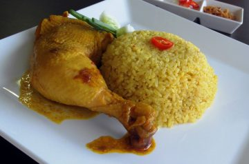 One Dish Italian Chicken With Rice