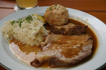 Roast pork with Figs Onions and Marsala