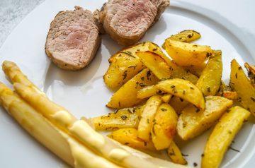 Rosemary Vermouth Pork Chops