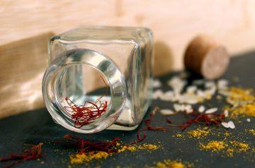 Saffron Rice Or Tacheen