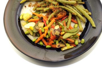 Lithuanian Mixed Vegetable Salad (Darzoviu Misraine)