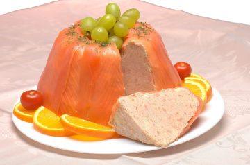 Salmon Pate' Ala Villani