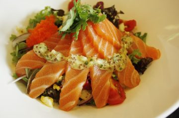 Salmon Souffle
