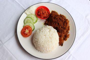 Sate  Babi (Or Ayam)