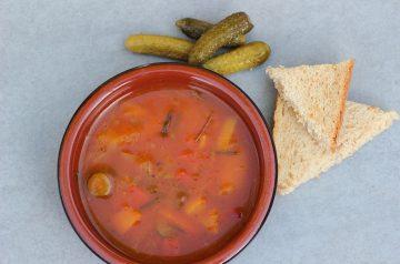 Sauerkraut Soup Pittsburgh