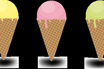 Sauteed Peaches with Vanilla Ice Cream