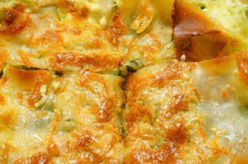 Broccoli and Spinach Casserole