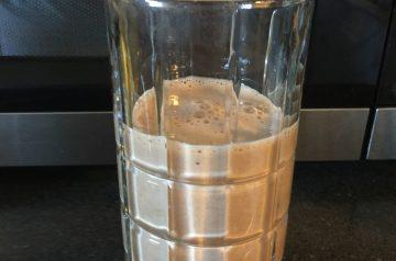Apple Yogurt Shake