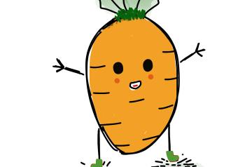 Shredded Carrot Pilaf