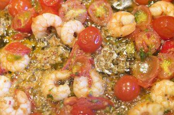 Shrimp Sauce for Pasta