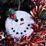 Snowman Poop Christmas Snack