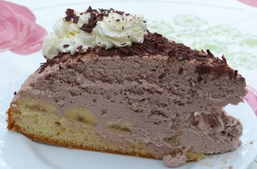 Sour Cream Banana Loaf Cake (2 points)
