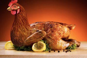Soy-Orange Chicken Breast