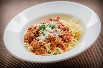 Spaghetti Squash Parmesan