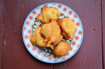 Spicy Banana Fritters (Zitumbuwa)