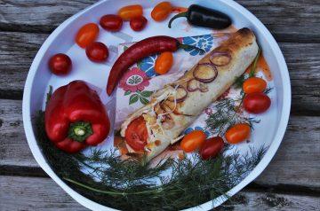 Spicy Chili-Cheddar Burrito Pockets
