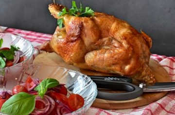Spicy Grilled Chicken Breasts