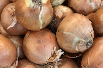 Spinach-Stuffed Vidalia Onions