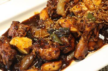 Szechuan  Braised Chicken