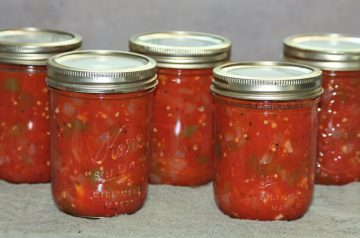 Stewed Tomatoes and Dumplings