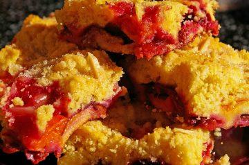 Streusel Sweet Potatoes
