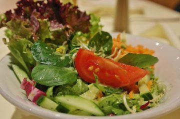Stuffed Lettuce Salad