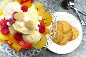 "Sugar Free Pudding ""ice cream"""