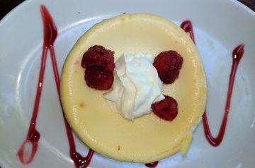Sugarless New York Cheesecake