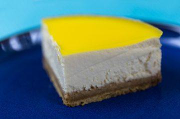 Sunday Lemon Cheesecake