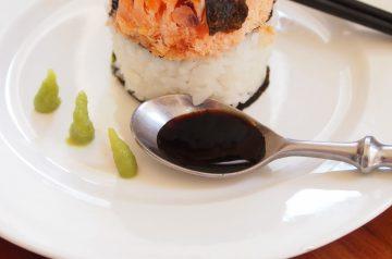 Sweet Soy-Glazed Salmon
