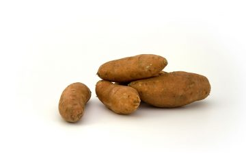 Sweet Potatoes with Rum