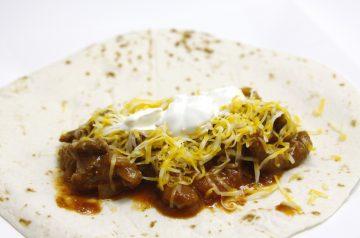 Taco Cheese Quesadillas
