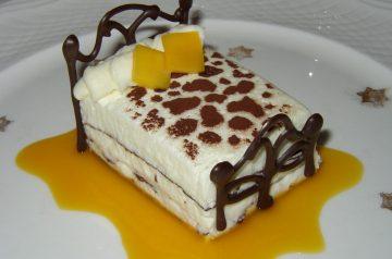 Taro Mousse Cake