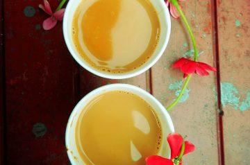 Chai Iced Tea
