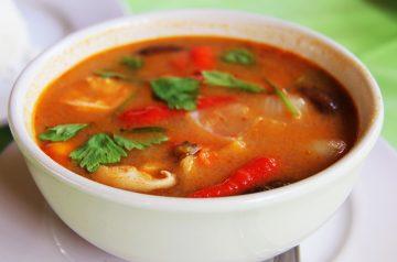 Thai Tofu and Squash Curry