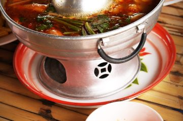 Thai Fragrant Vegetable Soup