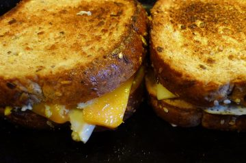 the new grilled cheese