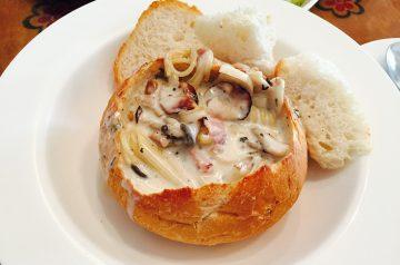Creamy Tuna Pasta Bake