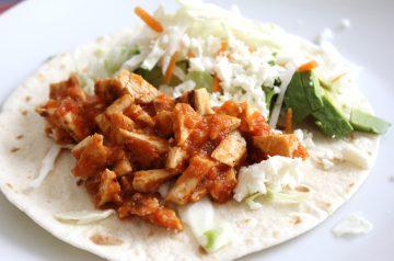 Spicy Orange Tofu