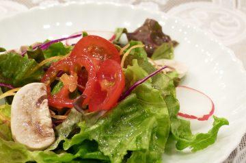 Tomato-Chive Dressing