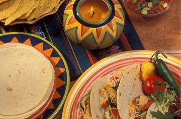 Margarita Beef With Orange Salsa (Tex-Mex)