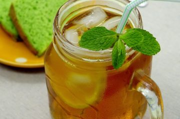 Vanilla-Citrus Tea Ring