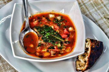 Pappa Al Pomodoro (Tuscan Bread Soup)