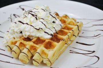 Buttermilk Waffle Batter