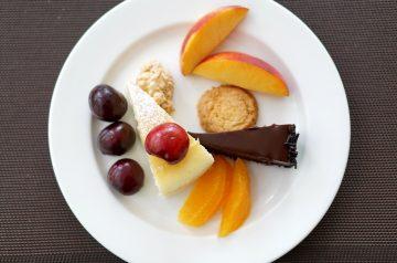 Walnut Brownie Cheesecake