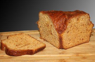 Warm Honey Cake